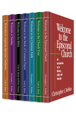 Welcome to the Episcopal Church Series (7 vols.)