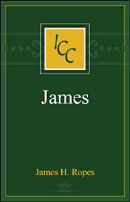 A Critical and Exegetical Commentary on the Epistle of St. James (ICC)