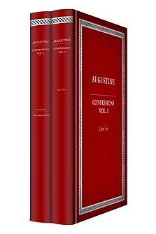 St. Augustine's Confessions, vol. 1 (2 vols.)