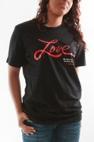 Bible Verse T-shirt: Love (1 John 4:19)