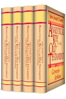 Analytical Key to the Old Testament (4 vols.)