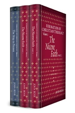 Formation of Christian Theology (3 vols.)
