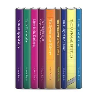 Homer A. Kent Jr. Collection (9 vols.)