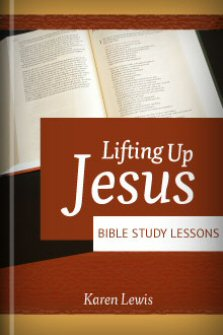 Lifting Up Jesus: Bible Study Lessons (Simplified Chinese)