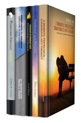 Wipf & Stock Studies in Pentecostalism Upgrade (5 vols.)
