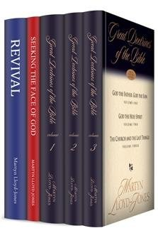Crossway D. Martyn Lloyd-Jones Collection (5 vols.)