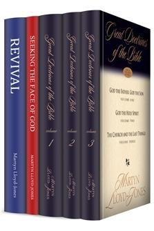 Crossway D. Martyn Lloyd-Jones Collection (5 vols.)