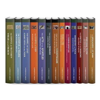 Orthodox Bible Study Companion Series (13 vols.)