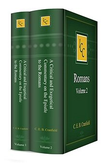 C. E. B. Cranfield, International Critical Commentary (ICC), Bloombury, 1975–1979, 1,314 pp.