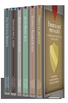 Presiones Pastorales (6 vols)