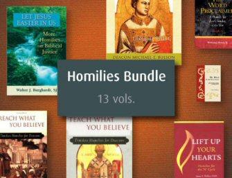 Homilies Bundle (13 vols.)