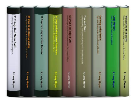 R. Larry Moyer Evangelism Collection (9 vols.)