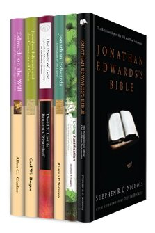 Wipf & Stock Studies on Jonathan Edwards (6 vols.)