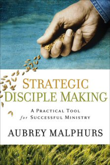 Strategic Disciple Making A Practical Tool For Successful border=