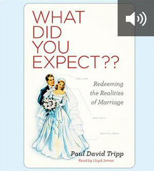 What Did You Expect? Redeeming the Realities of Marriage (audio)
