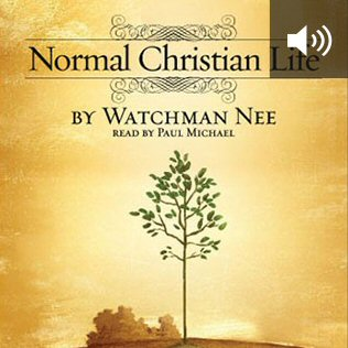 The Normal Christian Life (audio)