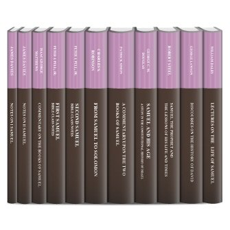 Classic Commentaries and Studies on the Books of Samuel Upgrade (11 vols.)