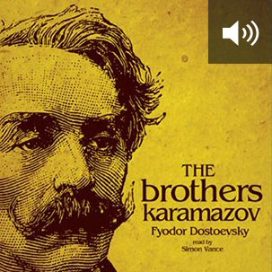 The Brothers Karamazov (audio)