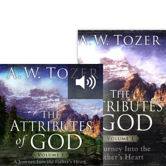 Attributes of God, vol. 1: A Journey Into the Father's Heart (with audio)