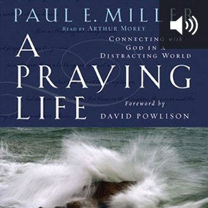A Praying Life: Connecting with God in a Distracting World (audio)