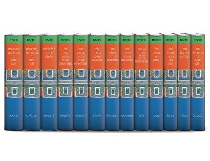 Black's New Testament Commentary (BNTC) (13 vols.)