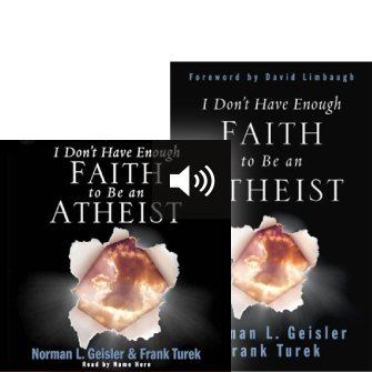 I Don't Have Enough Faith to be an Atheist (with audio)