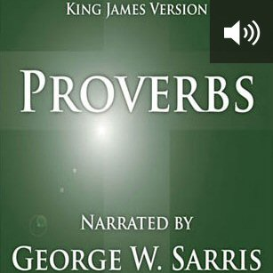 The Holy Bible—KJV: Proverbs (audio)
