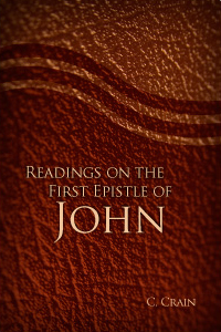 Readings on the First Epistle of John
