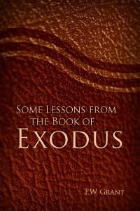 Some Lessons from the Book of Exodus