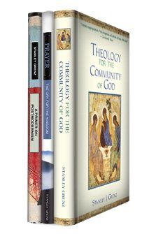 Eerdmans Stanley J. Grenz Collection (3 vols.)