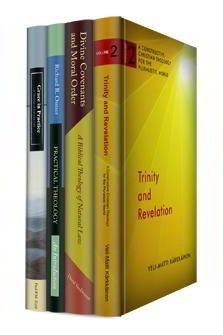 Eerdmans Contemporary Theology Collection (4 vols.)