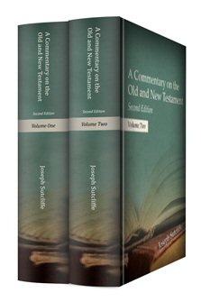 Sutcliffe's Commentary on the Old and New Testament (2 vols.)