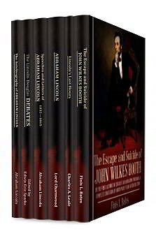 Abraham Lincoln Collection (6 vols.)