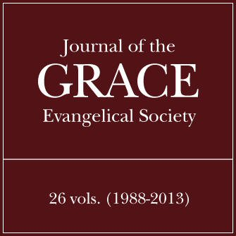 Journal of the Grace Evangelical Society (26 vols.) (1988–2013)