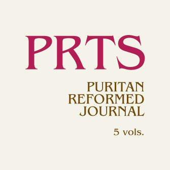 Puritan Reformed Journal (5 vols.) (2009–2013)