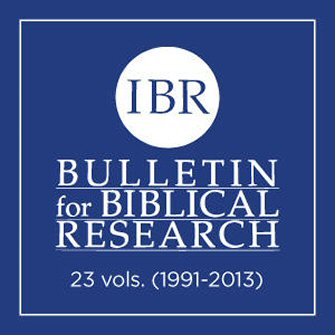 Bulletin for Biblical Research (23 vols.) (1991–2013)