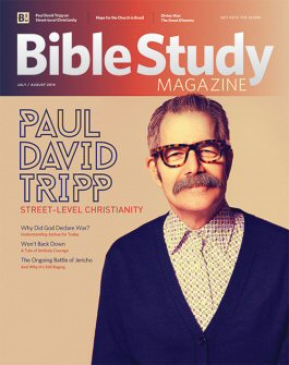 Bible Study Magazine—July–August 2014 Issue