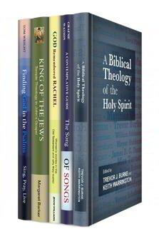 SPCK Biblical Studies Collection Upgrade (5 vols.)