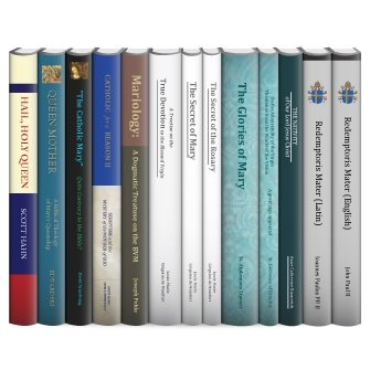 Catholic Mariology Collection (13 vols.)