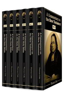 Thomas Coke's Commentary on the Holy Bible (6 vols.)