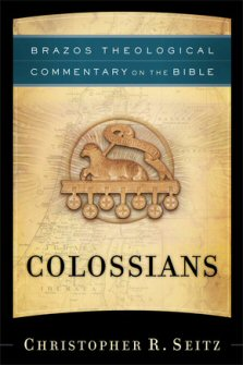 Brazos Theological Commentary on the Bible: Colossians