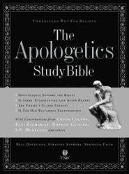 The Apologetics Study Bible