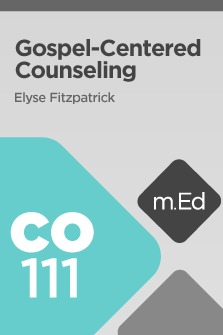 Mobile Ed: CO111 Gospel-Centered Counseling (7 hour course)