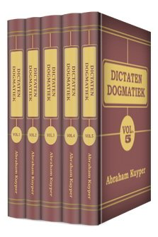 Dictaten Dogmatiek (5 vols.)
