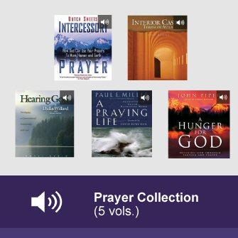 Audiobook Prayer Collection (5 vols.)