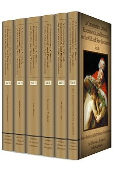 Jamieson, Fausset, and Brown's Unabridged Commentary on the Old and New Testaments (6 vols.)