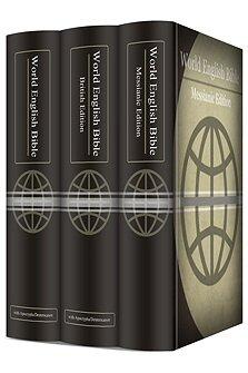 World English Bible (WEB) (3 vols.)
