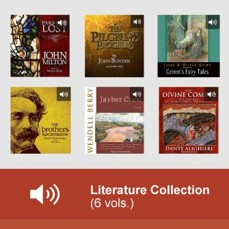 Audiobook Literature Collection (6 vols.)