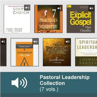 Audiobook Pastoral Leadership Collection (7 vols.)
