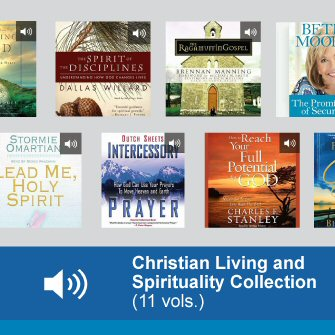 Audiobook Christian Living and Spirituality Collection (11 vols.)